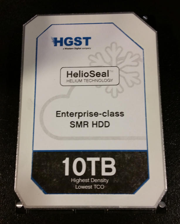 10TB HDD