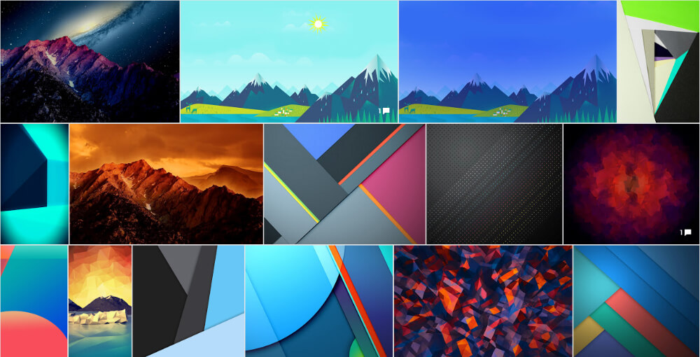 Free 675 Beautiful Material Design Wallpapers For Your