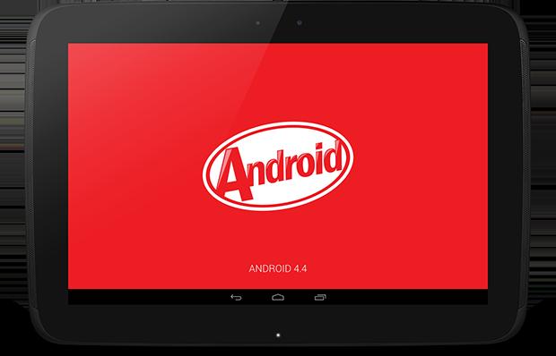 Nexus 10 KitKat