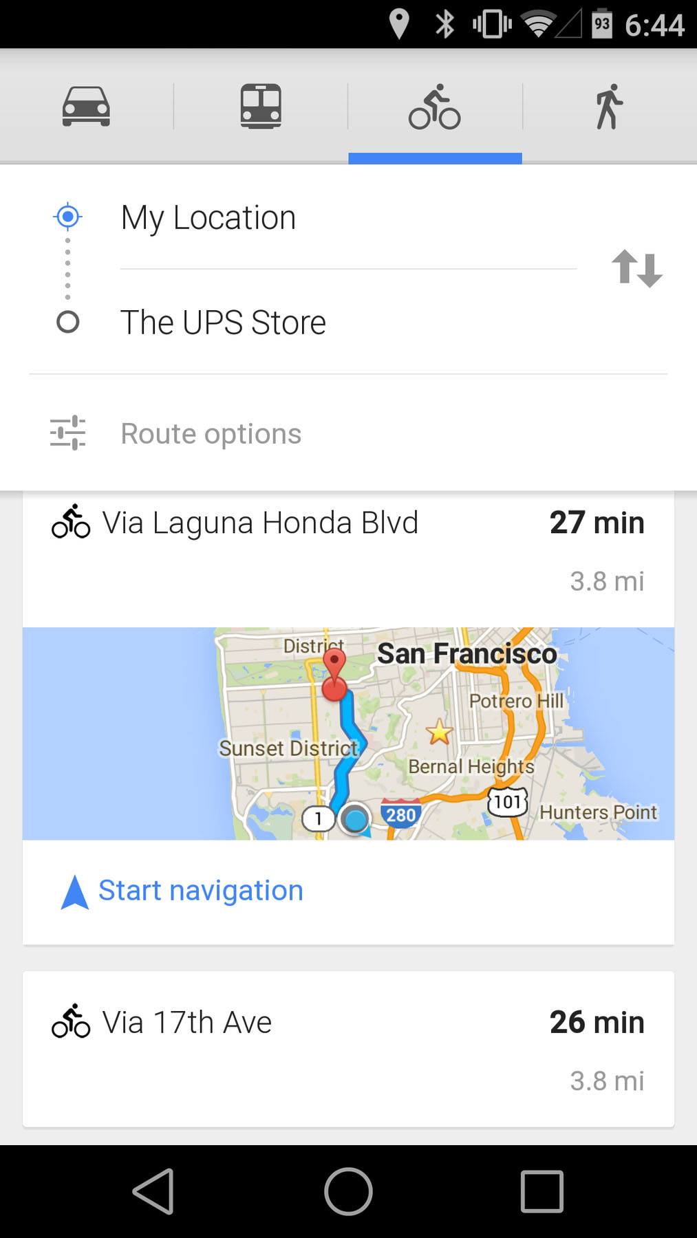 Google Maps Updated to v8 2 with In-Navigation Voice Actions and