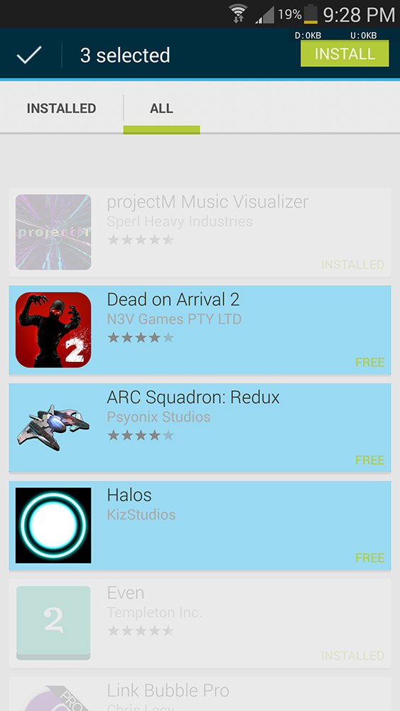 Google Play Store v4.6.16