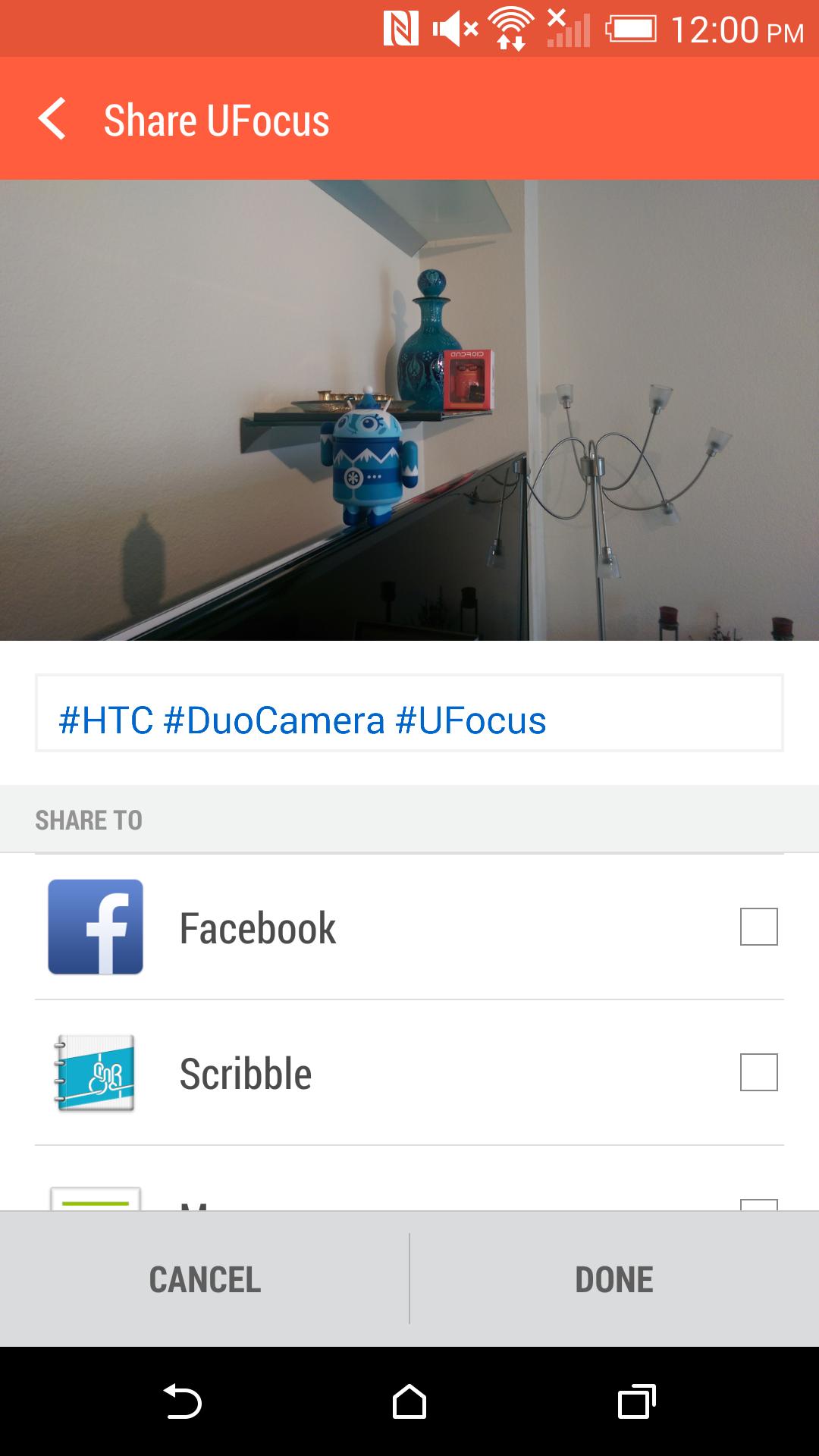 HTC M8 Gallery