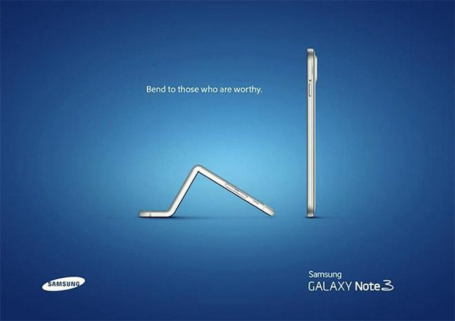 Samsung Bendgate