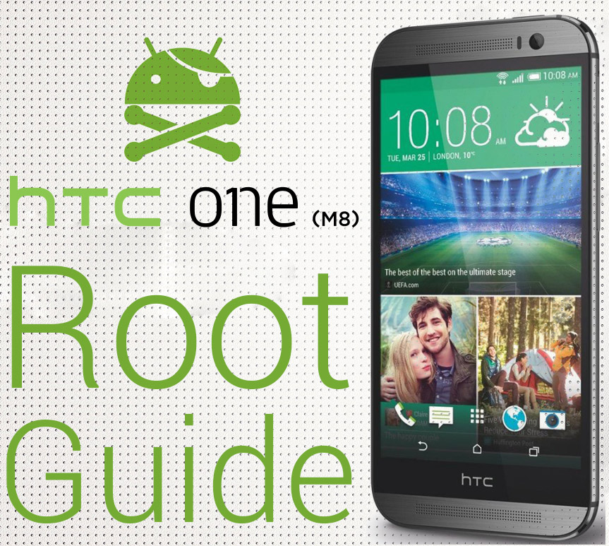 HTC M8 Root Guide