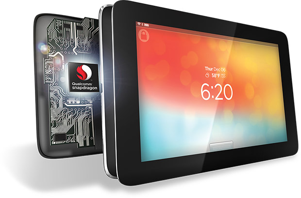 Qualcomm offers Snapdragon 805-powered tablet for ...