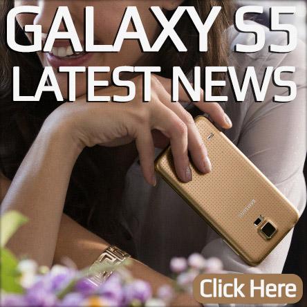 Galaxy S5 News