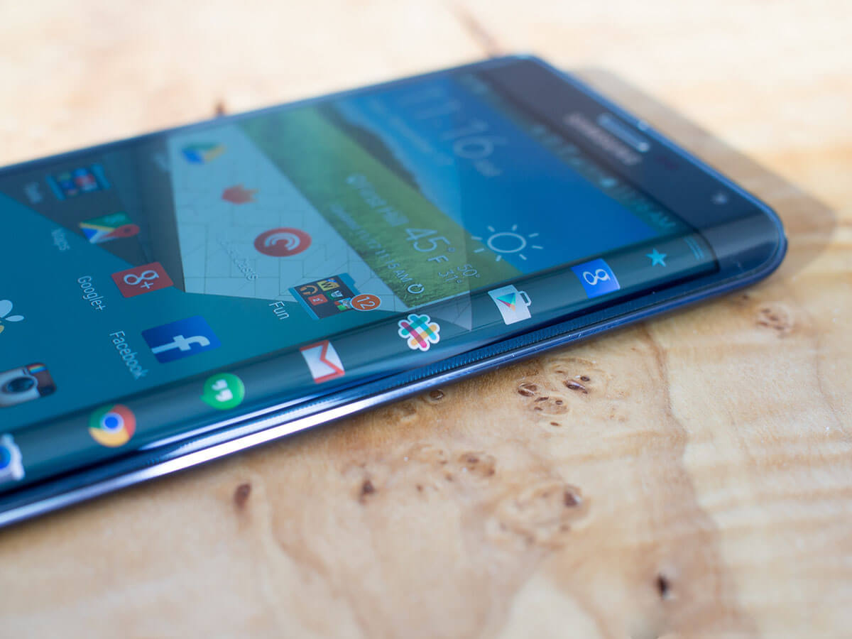 Samsung Galaxy Note 5 Edge Appeared on HTML5 Test