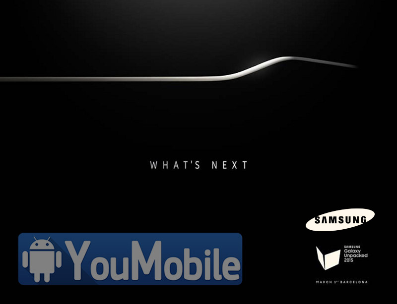 It's Official: Samsung Galaxy S6 and Galaxy S Edge Unpacked 2015 Event ...
