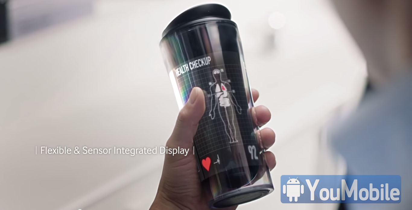Samsung to release a Flexible Foldable Tablet by the End ...