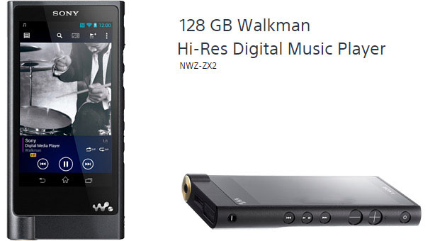 walkman android sony