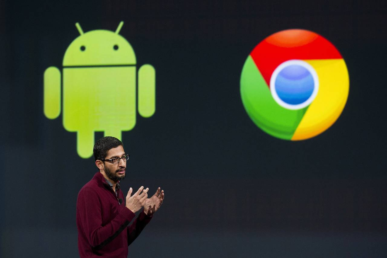 Chrome OS Android OS