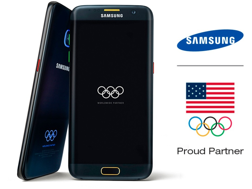Download Galaxy S7 Edge Olympic Special Edition Theme For: The Galaxy S7 Edge Olympic Games Limited Edition Launches