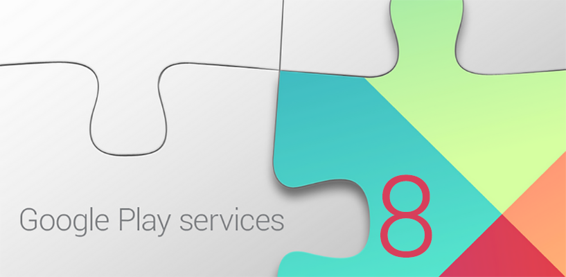 play services 8