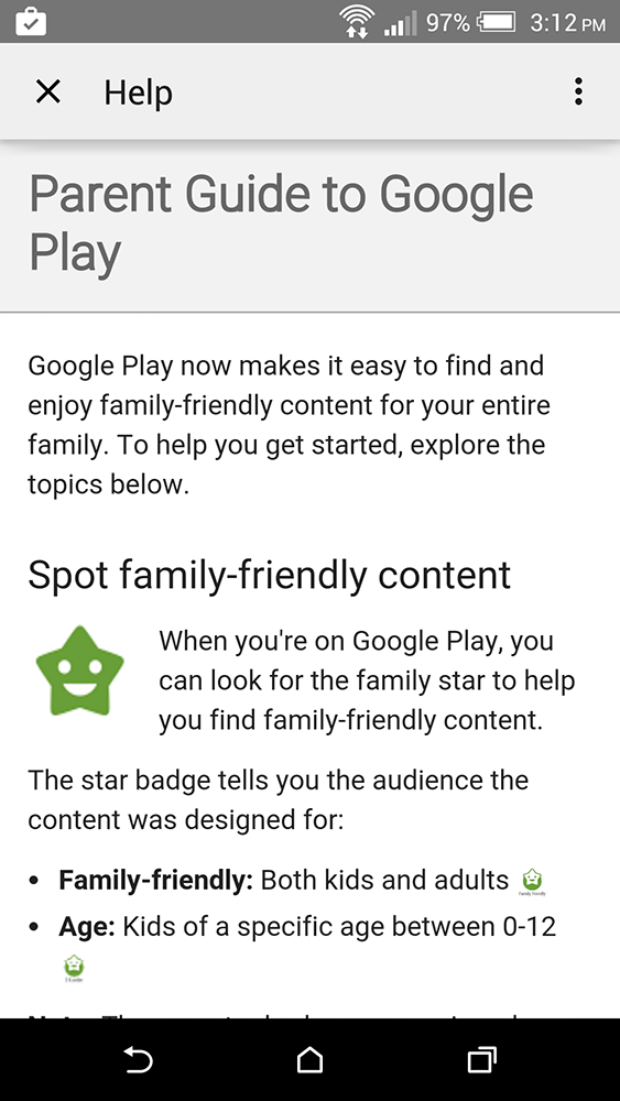 Play store 5.9