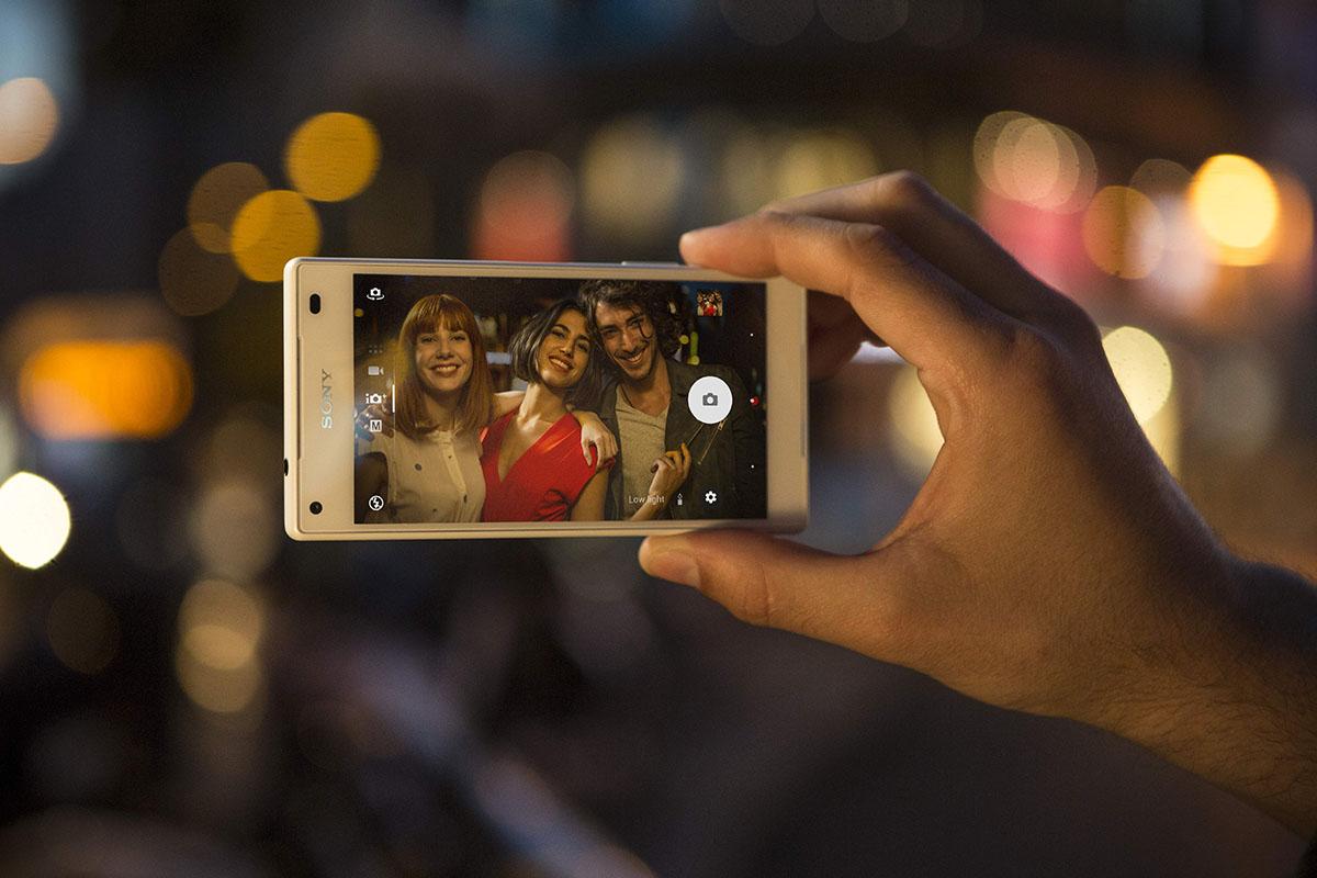 Sony Xperia Z5 Premium 4K