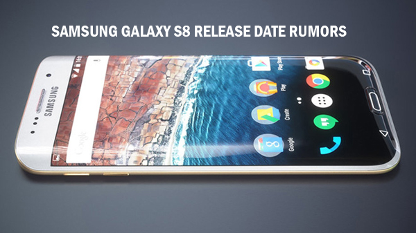 Five of the coolest rumors about the Samsung Galaxy S8