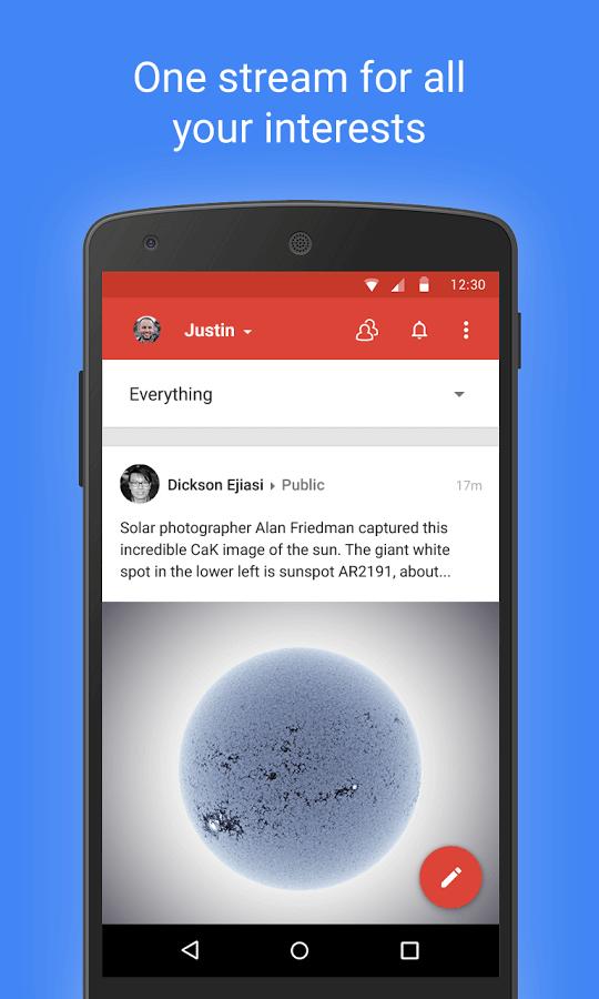 Google+ 6.4