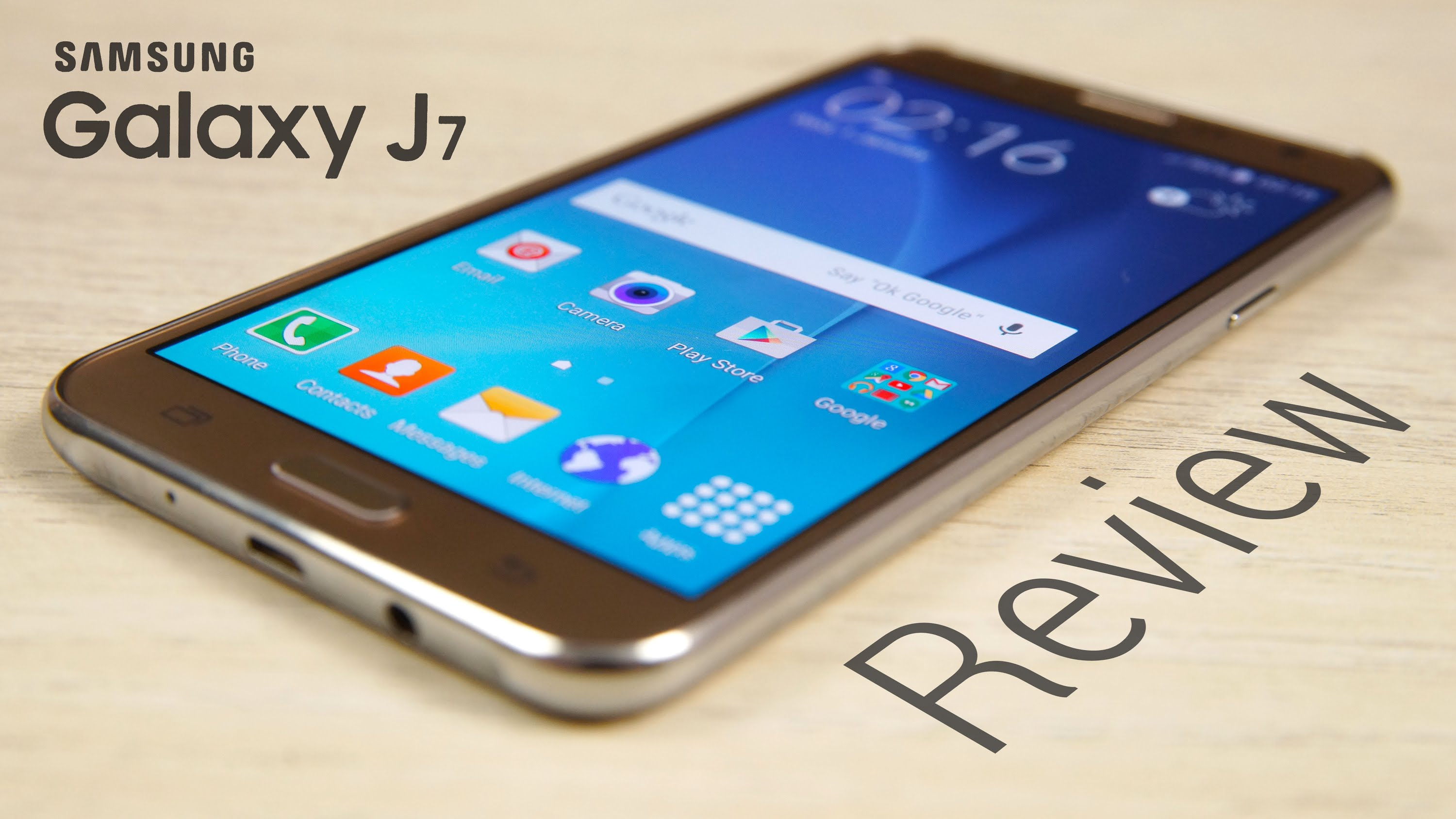 Samsung Galaxy J7 (2016) specs revealed from kernel source code