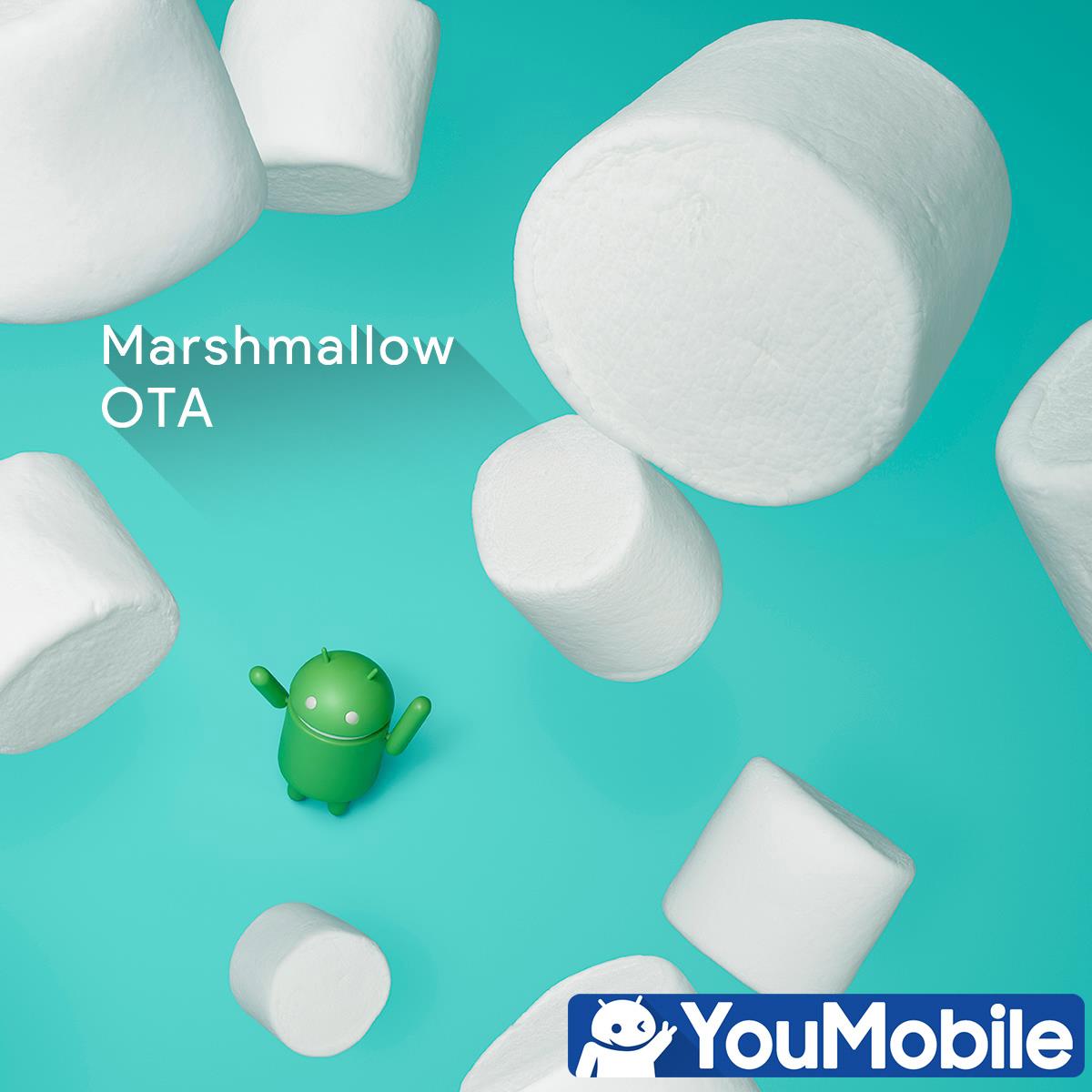 Marshmallow OTA Nexus
