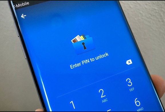 The Secure Folder App From Samsung Goes Live