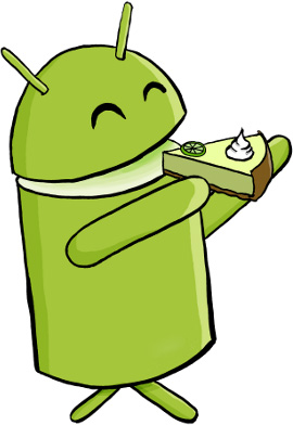 Android 5.0 Kie Lime Pie