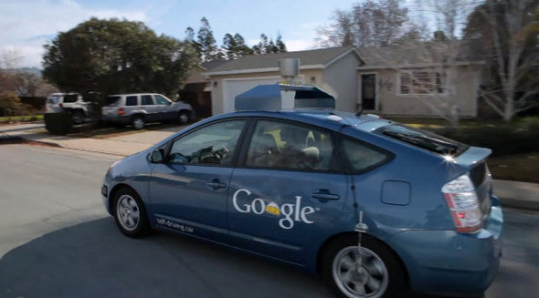 Googol Self-driving Car