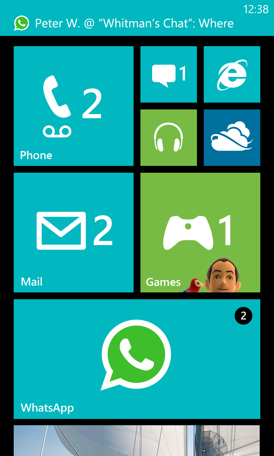 What'sApp for windows phone 8